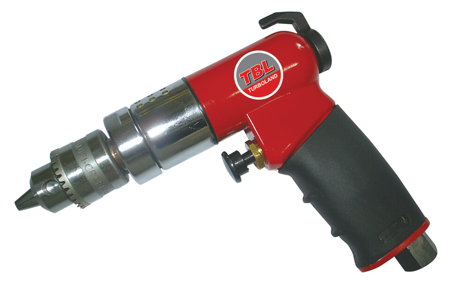 "Regal Reversible Drill 1/4"" Heavy Duty"