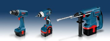 Cordless Tools - Nickel Technolo
