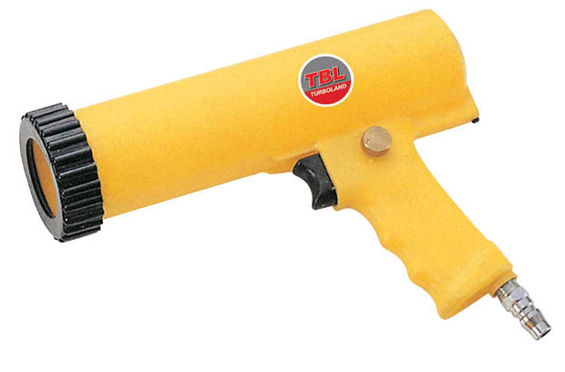 Grease, Caulking Gun